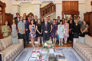 France Alumni Slovaquie