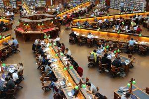 Le français dans les universités