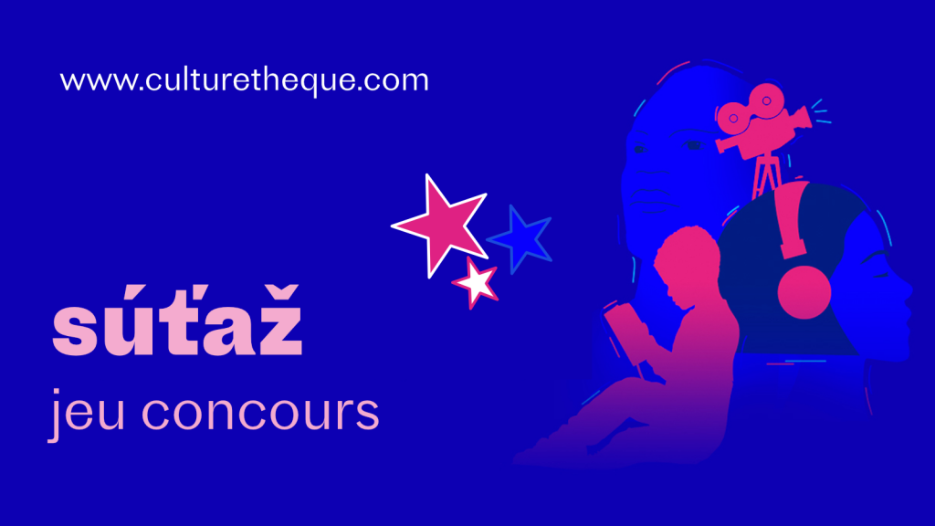 Súťaž naCulturethèque #1