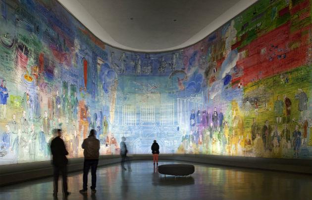 Parížske múzeá uvás