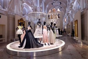 Christian Dior vMúzeu Dekoratívnych Umení