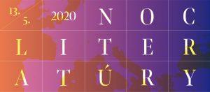 Noc literatúry 2020 online od13.mája