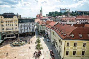 Lecteur FLE à la section bilingue du Lycée Metodova de Bratislava