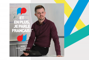 Nouveaux cours de français en septembre