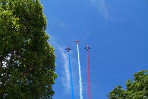 Le 14 Juillet : la fête nationale française