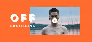 Trois artistes français au Festival OFF Bratislava