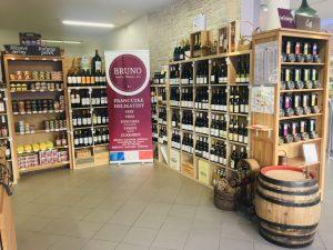 Vedúci predajne sfrancúzskymi delikatesami vBratislave