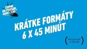 Kurzy francúzštiny: vyskúšajte naše nové krátke formáty