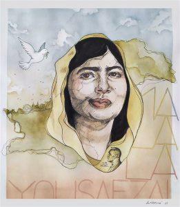 Literárny ahudobný večer č.8 [Malala Yousafzai]