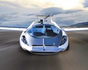 """Výstava """"AirCar…""""aCena Imra Weinera-Kráľa zarok 2020 preŠtefana Kleina"""