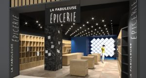 Kreatívny predajca prefrancúzsky obchod svýnimočnými potravinami / La Fabuleuse Epicerie s.r.o.