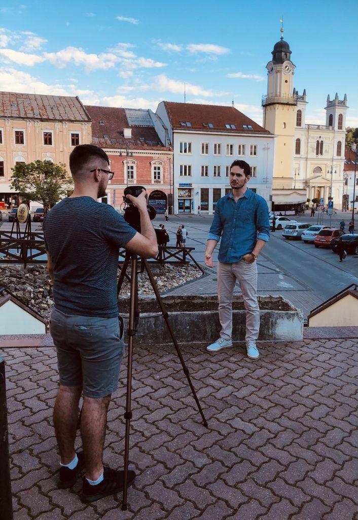 30+1: Dokumentárny film oAlliance Française Banská Bystrica