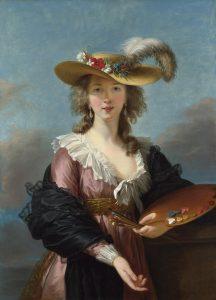 Louise Élisabeth Vigée Le Brun (1755-1842): Portrétistka medzi dvoma storočiami
