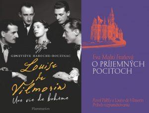 Literárny večer ofrancúzskej spisovateľke Louise de Vilmorin